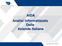 Banca dati Aida