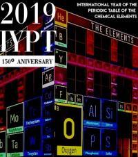 2019 year periodic table
